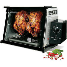 Ronco 4000 Series Rotisserie, Stainless Steel ST4023SSGEN New