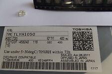 TLYH1050 Toshiba SMD,SMT LED, Gelb, 590nm,1000mcd, 20mA, 2,1V, 100 St.= 14,98 €
