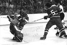KEN DRYDEN GUY LAPOINTE SERGE SAVARD Montreal Canadiens HOF Photo (c)
