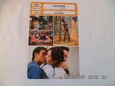 CARTE FICHE CINEMA 2004 LOCATAIRES Hee Jae Lee Hyun Kyoon Lee Seung Yeon Hyuk Ho