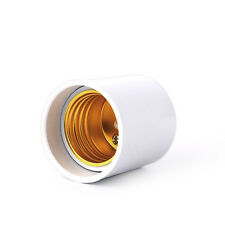 GU24 to E27/E26 LED Light Lamp Bulb Adapter Lamp Holder Socket Adaptor 120V 220V