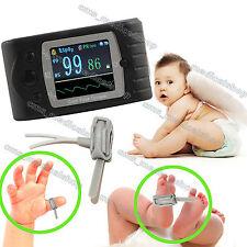 Baby use Color TFT Hand-held Fingertip Pulse Oximeter Spo2 Monitor[Infant probe]