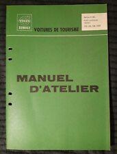 (301MB) Manuel d'Atelier - VOLVO - Pont arrière, modèles 120, 140, 164 et 1800.
