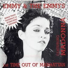 Emmy & The Emmy's Featuring MADONNA RARE Live Import CD NEW Sealed ORIGINAL!
