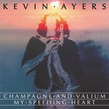 """Kevin Ayers - Champagne And Valium (Rsd 7"""") (RECORD STORE DAY 2017 NEW 7"""" VINYL)"""