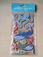 NEW-JOLEE'S/JOLEES BOUTIQUE-LARGE - OCEAN ANIMALS