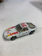 Vintage 1980s Toyota Celica Supra Road Race Car White O14