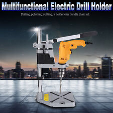 Heavy Duty Holes Bench Drill Press Stand Frame Metal Base Machine Tool AU Stock