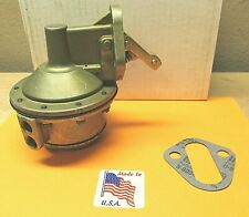 1958 TO 1966 CHEVROLET TRUCK 348 409 V8 REBUILT FUEL PUMP FOR MODERN FUELS 4665