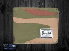 Herschel Supply Co. Roy Woodland Camo Mens Bifold Wallet