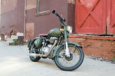 2012 Royal Enfield C5 MILITARY