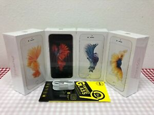 Apple iPhone 6s (Factory Unlocked) Verizon AT&T T-Mobile Sprint (16/32/64/128GB)