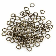 Wholesale Open Jump Rings Connectors Beads 4/5/6/7/8/10/12mm Jewelry DIY Finding