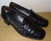 schwarz Gesundheitsschuhe 6 Weite H Halb-Schuhe 39-40 Goldkrone Slipper Sneaker