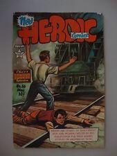 Heroic Comics #66 Vg Frazetta Art