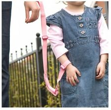 Clippasafe Wrist Link Boys Girls Child Premium Wrist Strap Pink Navy Multi Black