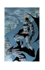 Batrman- Knightwatch Jim Lee Signed Giclee on Paper