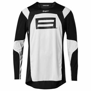 Shift 3lue Blue label Archival MX Motocross jersey - size Large - Brand New