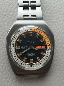 Zodiac Sea Wolf SST 36000•Automatic•Serviced•Warranty