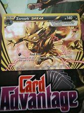 Pokemon TCG: Zoroark Break 92/162 XY Breakthrough Near Mint!