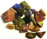 Australian Rough Opal Parcel treated Andamooka Matrix Opal 94.8ct (2970)