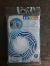 Inflatable Inner Tube Intex Clear Color New Lake Pool Float Swimming Floating