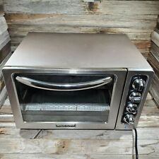 KitchenAid Architect KCO222CS 12-Inch Convection Countertop Oven Stainless Steel