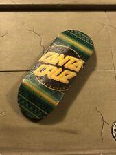 LC BOARDS Fingerboard 98x34 Santa Cruz Graphic Brand New FREE Grip Tape