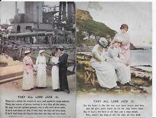 rare bamforth postcards