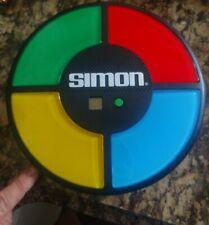 SIMON Electronic Game Lights Sounds Memory Hasbro Classic Digital Counter works