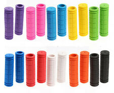 130 mm 22.2 mm Soft Rubber handgrips For Bicycle Mountain Bike Ten Colors