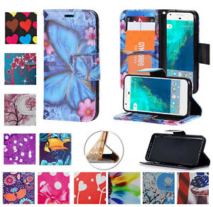 "for 5.5"" Google Pixel XL 1st Case Designed Wallet Stand Pouch Purse Flip Cover"