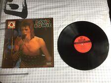 33 tours DAVID BOWIE  - Coccinelle Varietés -  Decca 210.039