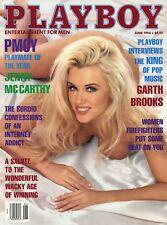 PLAYBOY JUNE 1994 Elan Carter Jenny McCarthy Garth Brooks Fred Ward Oliver North