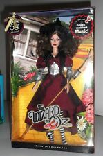 BARBIE WICKED Witch of the East Wizard of Oz N6588 STREGA DELL'EST 2009 NRFB