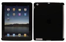 Negro suave Gel caso duro Inteligente Compatible Con Cubierta Inteligente Para Apple iPad 2/3