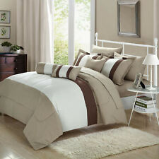 Serenity 10 Piece Comforter Bed In A Bag Set
