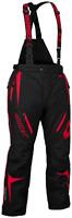 Castle X Fuel G7 Pant Black/Red Snowmobile Pant sizes Medium
