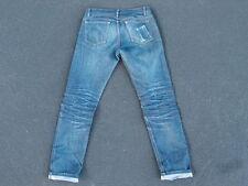 APC Distressed Petit Standard Redline Selvedge Denim Jeans 30 31 32 New
