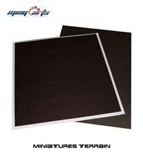 50 Magnetbases 23 x 50 mm mit Ferrofolie selbstklebend Magnet Bases Magnetfolie