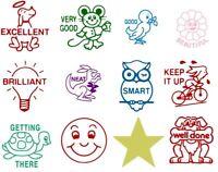 Artline Belohnung Stempel Lehrer Selbstfärbend Gummi Motivation der Schule