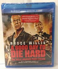 A Good Day to Die Hard Blu-ray, DVD, NEW, SEALED, Bruce Willis