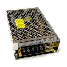 Alimentatore trasformatore stabilizzato switch trimmer 220V  12V 5Ah STRIP LED