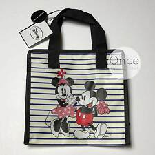 Primark Disney Mickey & Minnie Mouse Mini Shopper Borsa Pranzo Shopping Tote Bag