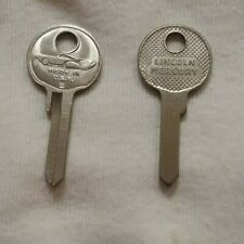 VINTAGE NOS LINCOLN MERCURY KEY  WILL FIT 1935 THRU 1951