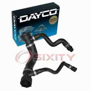 Dayco Upper Radiator Coolant Hose for 2009-2010 BMW 528i xDrive Belts sc