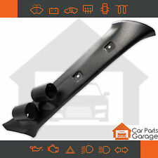 SAAS Dual Gauge Pillar Pod Suits Mitsubishi Pajero NM - NP 2000 - 2006 Paintable