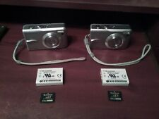 Fujifilm Finepix F Series F30 6.3MP Digital Camera, With Fujifilm XD Memory Card