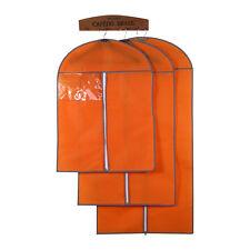 Home Storage Cover Protector Bag for Garment Suit Dress Clothes Coat Jacket BT