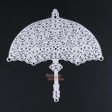 Umbrella Cutting Dies Stencils for DIY Scrapbooking Photo Album Diary Paper Card